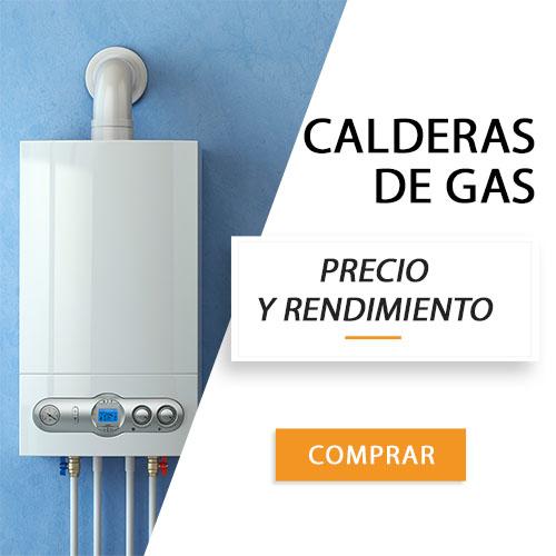 Calderas de gas al mejor precio